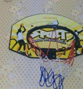Баскетбольная корзина.