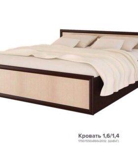 Кровати новые