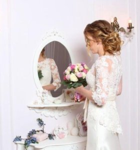 Свадебное платье от бренда Gabbiano