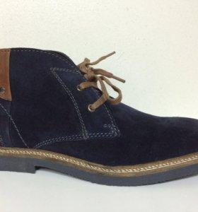 Новые ботинки Velvet