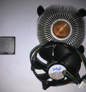 Процессор Pentium D 3.4 MHz (LGA 775) +кулер