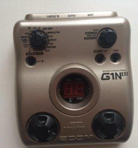 Процессор эффектов Zoom g1next