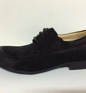 Новые туфли Jillionaire нубук