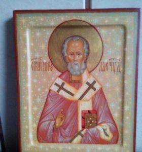 Образ святого Николая-чудотворца