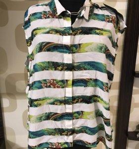 Рубашка новая Silvan Heach