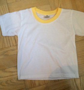 Новая футболка на 92-98 р