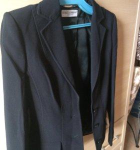 Пиджак и юбка , костюм