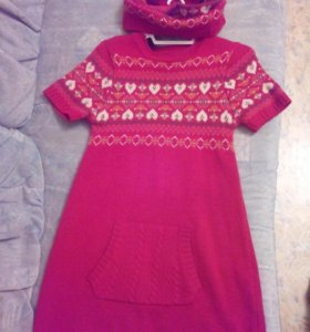 Платье-джемпер Mayoral