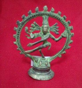 Натарадж,танцующий Шива