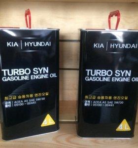 Масло Kia/Hyundai