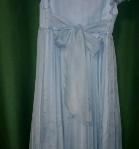 Платье ( на девочку от 7 до 12лет)