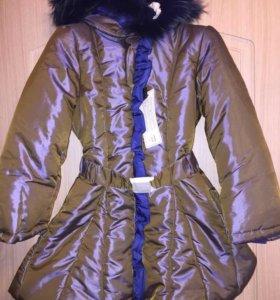 Borelli новое пальто 7 лет