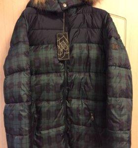 Borelli новая куртка 8 лет