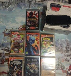 Игровые диски для PSP