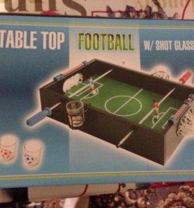 Алкоигра футбол.