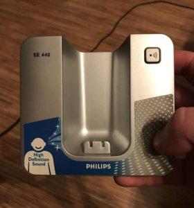 Продам беспроводной стационарный телефон philips