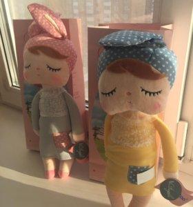 Куклы metoo сплюшки