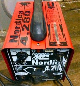Telwin nordica 4.280 сварочный аппарат