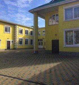 Гостиница 600 м2 на участке 8 соток в центре