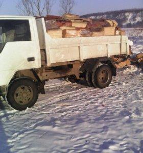 дрова, уголь
