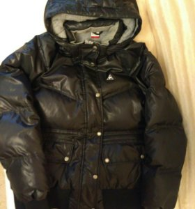 Куртка(пуховик) Le coq sportif