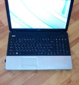 Acer e1-531 для работы и учебы 2ядра 2 гига 320