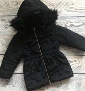 Демисезонная куртка h&m 92размер