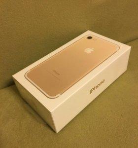 iPhone 7  новый 128Гб