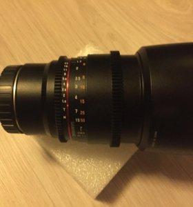 Samyang 85mm 1.5 canon