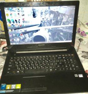 Новый ноутбук Lenovo