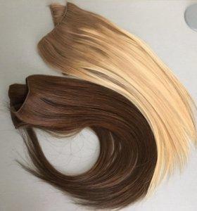 Волос на трессах