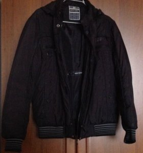 Куртка тёплая на подростка