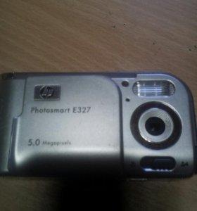 Цифровой фотоаппарат hp