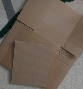 Коробки картонные б/у 28*20