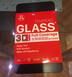 3D стекло для Iphone 6/6S