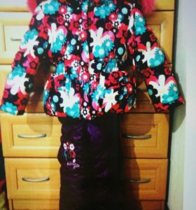 Водооталкивающий зимний костюм