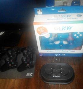 PS3 Прошитая 90 Игр