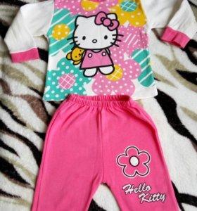 Продам костюмчик для малышки