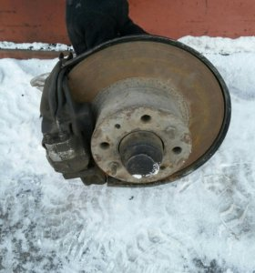 Суппорт переднего колеса в сборе от ВАЗ 06