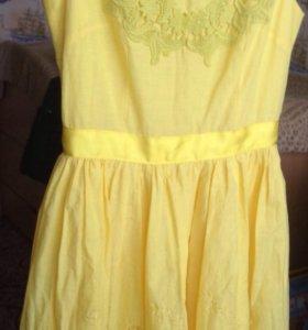 Продам новое платье с этикеткой. Турция, размер 36