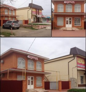 Продаётся здание(магазин), возможна аренда
