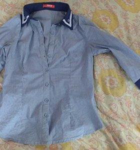 Блузка для дедевочки