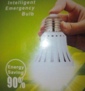 Светодиодная лампа!