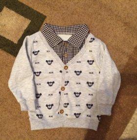 Пуловер ( кофта ) новый!!