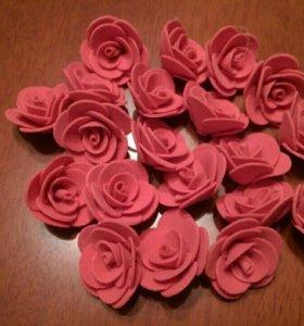 Цветы-3 для скрапбукинга, рукоделия, творчества
