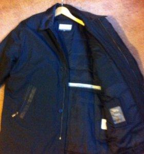 Куртка муж зима 52-56
