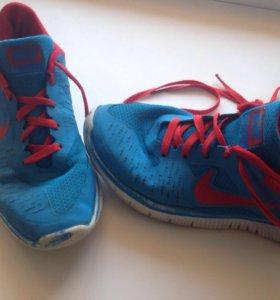 кроссовки Nike free run 4.0 v2