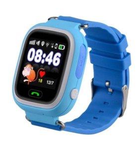 Детские умные часы Babi Watch с GPS-трекером