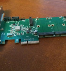 Sata/Raid контроллер Espada FG-EST14A-1 PCI-E x2