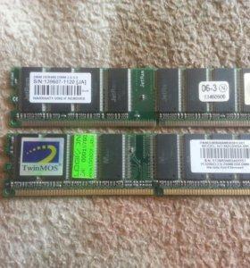 Оперативная плата DDR 400